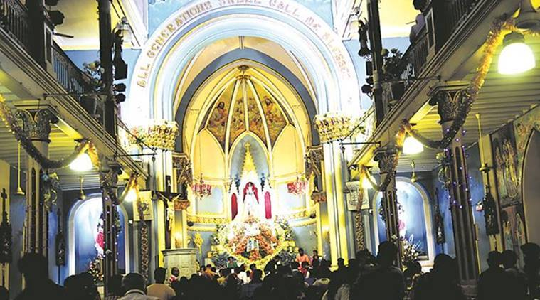 Mount Mary Fair, Mumbai Mount Mary Fair, Mount Mary Fair Mumbai, Mumbai News, Latest Mumbai News, Indian Express, Indian Express News