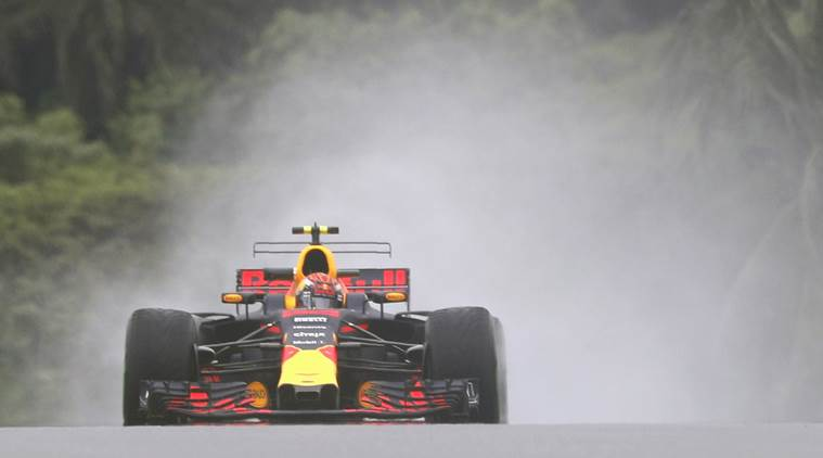Max Verstappen, Daniel Ricciardo, Red Bull, Malaysian Grand Prix, sports news, Indian Express