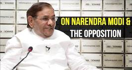 Sharad Yadav On Narendra Modi & The Opposition