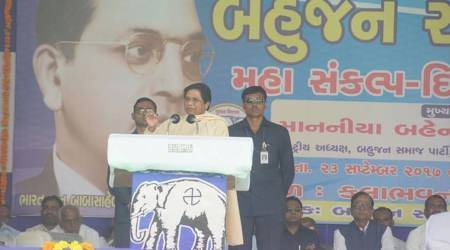 Under BSP rule, incidents like Una will not happen, says Mayawati as she kicks off poll campaign in Gujarat