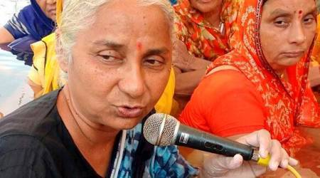 Medha Patkar suspends Jal Satyagrah as water level stops rising