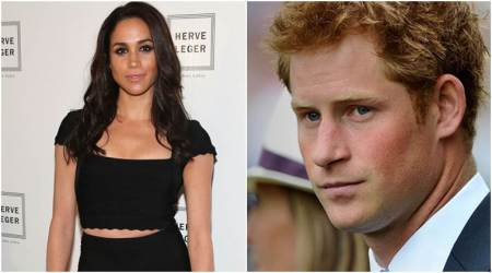 Meghan Markle opens up about her relationship with Prince Harry for the first time