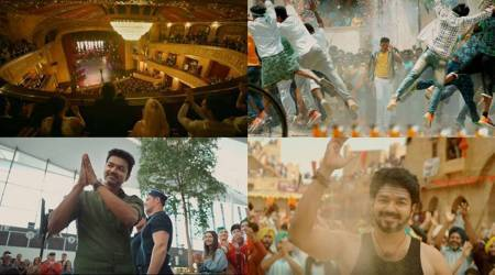 Mersal teaser: Ilayathalapathy Vijay is back with a magical bang