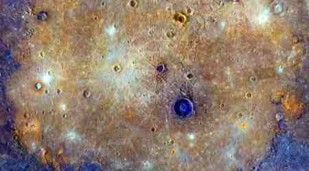 Hot Mercury could harbour more ice than previously thought