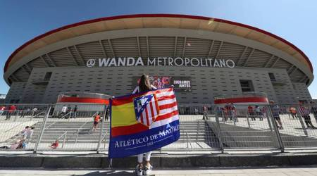 champions league, champions league 2019 final, atletico madrid, Metropolitano stadium, atletico madrid champions league, football, sports news, indian express