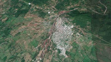 mexico, mexico earthquake, earthquake, earthquake today, mexico earthquake magnitude, mexico news, world news, indian express news