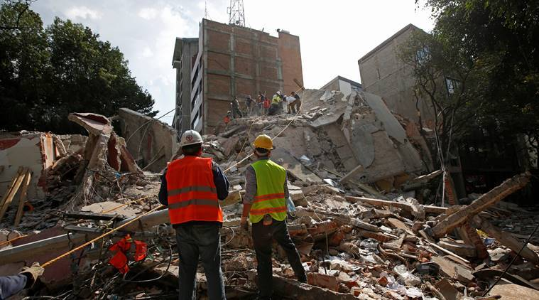 Mexico earthquake LIVE updates: At least 248 people killed in deadliest quake since 1985
