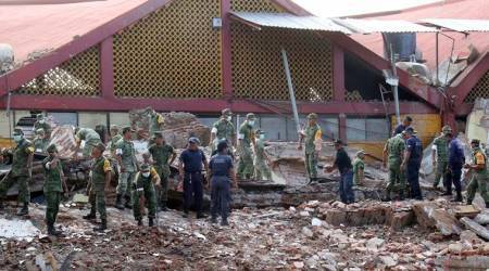Mexico rushes aid to millions after massive quake; death toll at 96