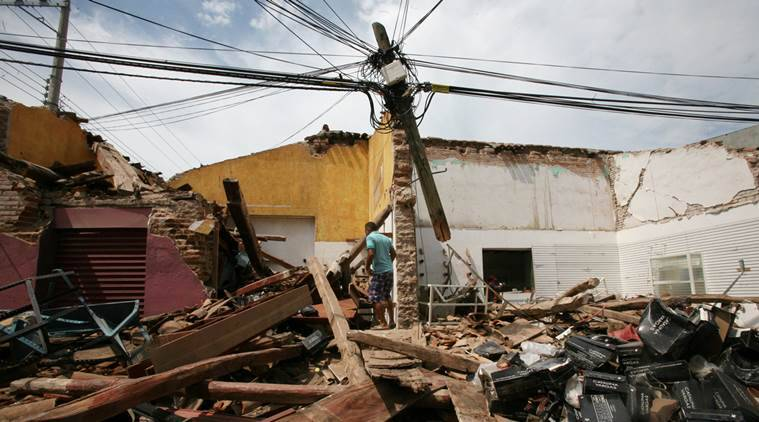 Image result for Earthquake: Death toll reaches 61 in Mexico