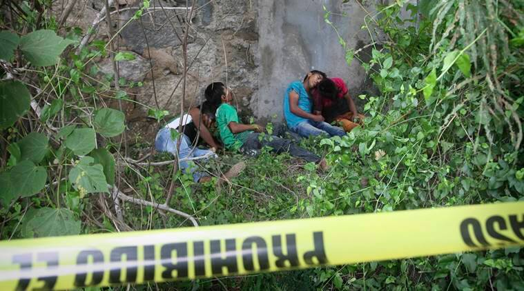 mexico, mexico violence, mexico students killed, mexico students hijack truck, mexico news, world news, indian express news
