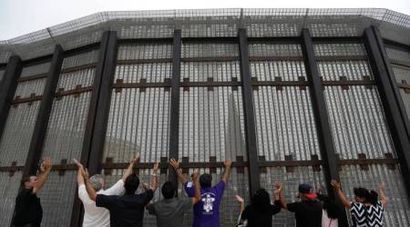 Environmentalists sue to block US border wall with Mexico