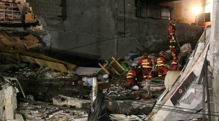 Mexico quake damage could surpass $2 billion, says PresidentNieto