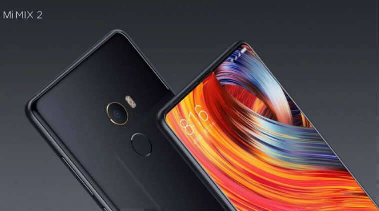 060c87c7bc Xiaomi Mi Mix 2 India launch is confirmed by company