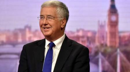 UK defence secretary Michael Fallon quits over sexual harassmentclaims