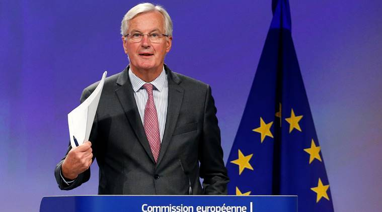 Britain, European Union, EU citizens, European Parliament, Michel Barnier, world news