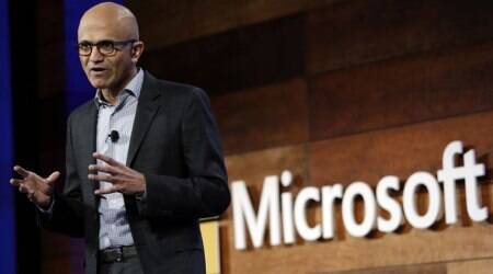 Satya Nadella's new book 'Hit Refresh' puts focus on his vision for Microsoft