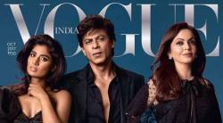 mithali raj, shah rukh khan, nita ambani, vogue cover, indian express