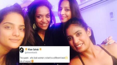 Cricketer Mithali Raj's 'cover drive' reply to slut-shaming trolls is winning the Internet
