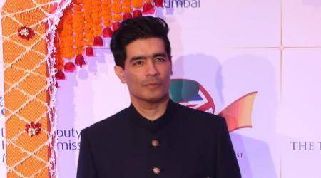 Manish Malhotra designs limited edition bottles for Chandon India
