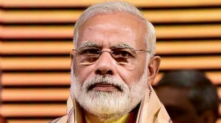 PM Narendra Modi's mention in BJP's resolutions: 191 times, 3 years