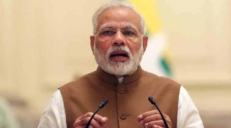 Narendra Modi, Modi address to students, modi speech live, modi swami vivekananda address live, modi address latest updates, Modi vigyan bhawan live, modi speech live streaming, vivekananda chicago address, indian express news