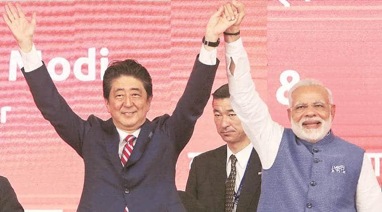 shinzo abe, japan india, doklam standoff, china japan, china india relations, india china tensions, narendra modi, xi jinping, modi abe meeting, modi abe discussion, india china issue, india japan relations, india news