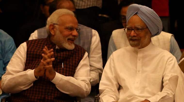 Manmohan Singh, PM Modi, indian economic policies, demonetisation, gst, crimes agianst woman, india news