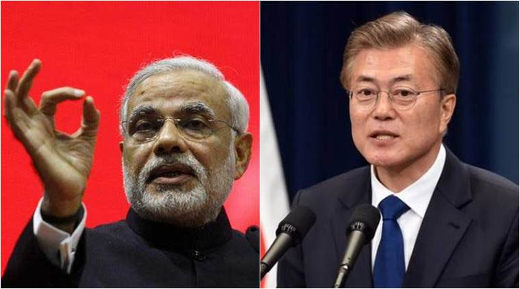 India, South Korea, india south korea ties, india south korea trade ties, finance news, india news, south asian countries, world news
