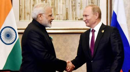 Talks with Vladimir Putin will strengthen India's 'special' strategic partnership with Russia: PM Modi