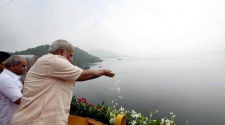 PM Modi inaugurates Sardar Sarovar Narmada Dam: Topquotes