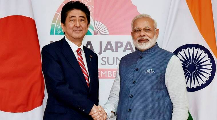 Shinzo Abe, Narendra Modi, India, Japan, India-Japan MoUs, 15 MoUs, list of MoUs, India-japan agreement, Bullet Train, Bullet train launch, bullet train india, India-japan bilateral relations, Pakistan, Terrorism, Pathankot attack, 26/11 attack,
