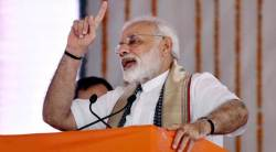 narendra modi, modi in varanasi, pm modi, varanasi, Pashu Arogya Mela, indian express news, india news