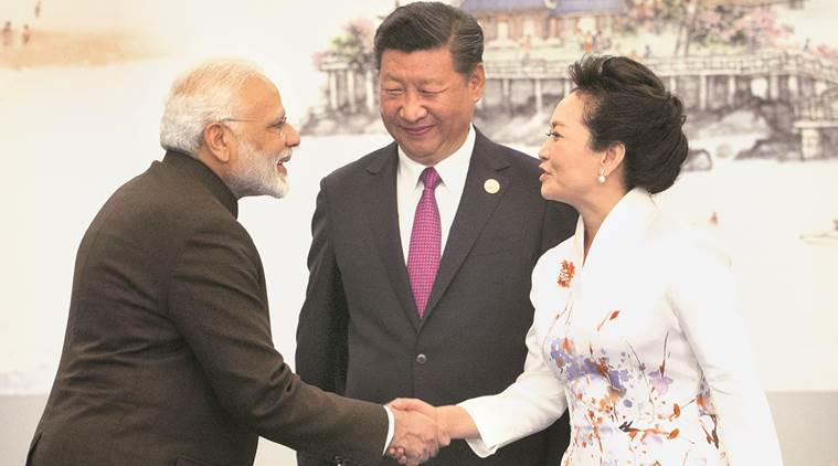 brics summit, brics summit 2017, china brics summit, xiamen brics summit, doklam issue, brics doklam issue, narendra modi, xi jinping, indian express news
