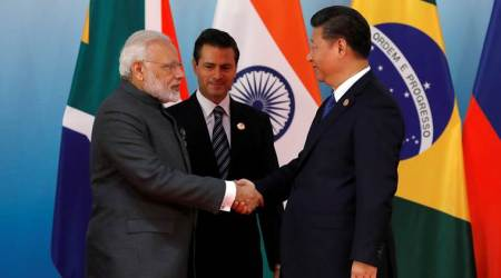 Like Nixon, Modi seeks a 'reset' with China