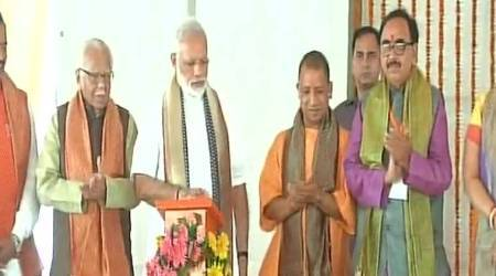 Narendra Modi in Varanasi live updates: We not only lay foundation but also inaugurate projects, says PM