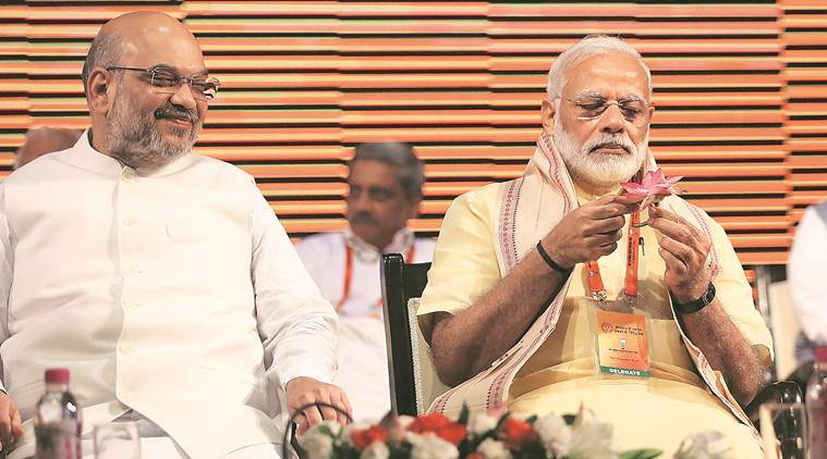Narendra Modi, Saubhagya scheme, saubhagya, electricity scheme, electricity to all, Amit Shah, PM Modi, PM Modi saubhagya , Saubhagya launch, saubhagya project,