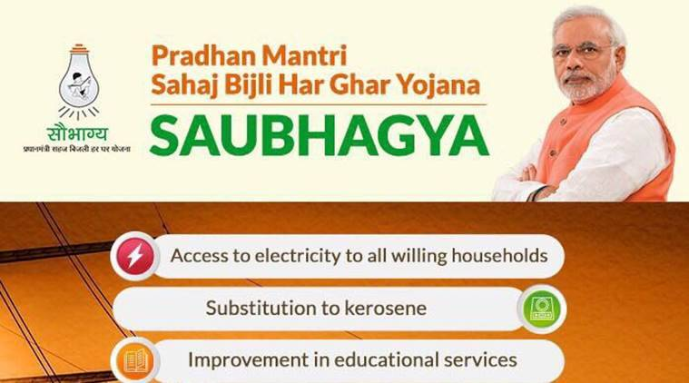 Image result for SAUBHAGYA SCHEME