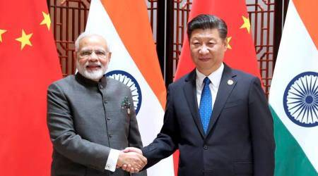 Narendra Modi, Xi Jinping talk Doklam: Border peace pre-requisite to take ties forward