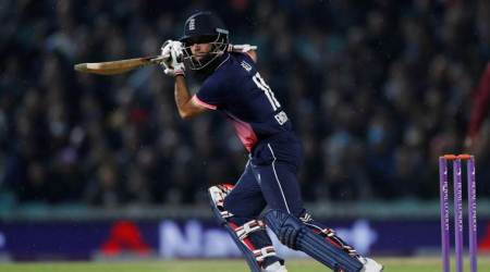 england vs west indies, eng vs wi, england vs west indies odi, eng vs wi 4th odi, moeen ali, cricket news, sports news, indian express