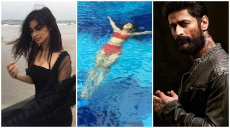 Mohit Raina wishes Mouni Roy on her birthday, sets tongues wagging