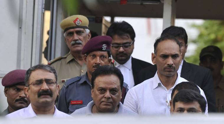 moin qureshi, moin qureshi money laundering case, PMLA case, CBI, former CBi chief AP singh, enforcement directorate, ed moin qureshi, meat exporter moin qureshi, indian express