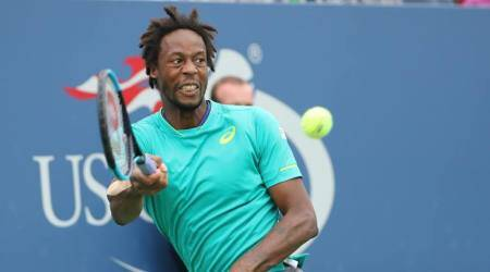Gael Monfils injured yet again as he loses to David Goffin at USOpen
