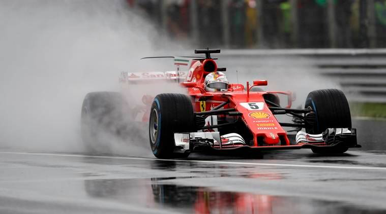 Monza Formula One Winner Lewis Hamilton Booed For Not Driving A Ferrari