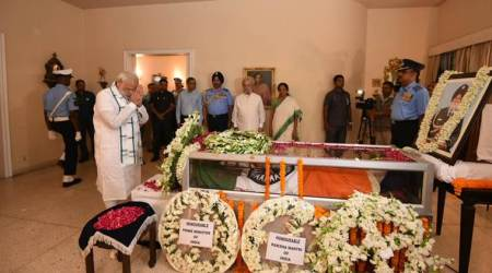 'His life was dedicated to Mother India': PM Modi pays rich tribute to Marshal of IAF Arjan Singh