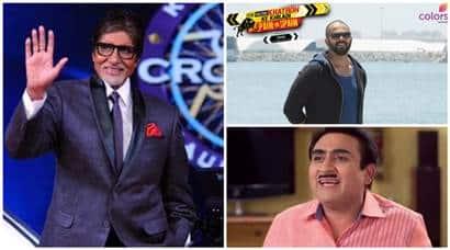 television shows, best television shows, TRP rating, television show's TRP ratings, Kaun Banega Crorepati, Khatron Ke Khiladi, Kumkum Bhagya, Most watched Indian television shows