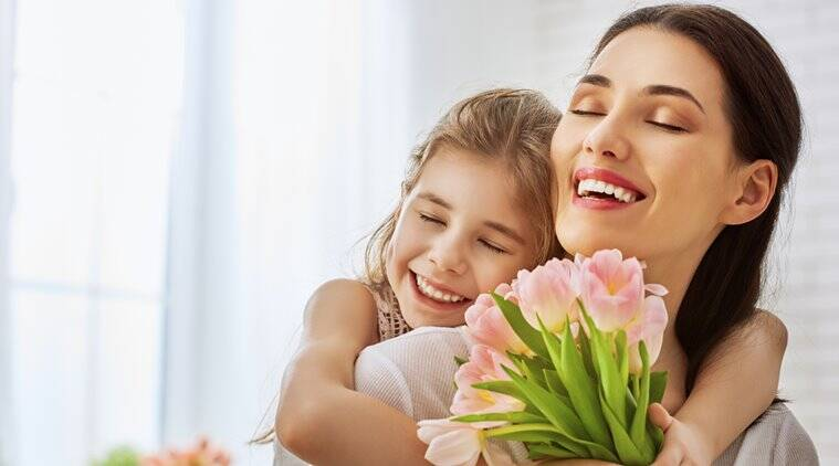 mothers shop more for kids, mother-daughter, online shopping, indian express indian express news
