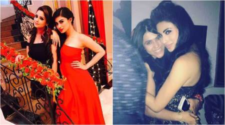 Stars flood social media with birthday wishes for Gold actor Mouni Roy, see photos