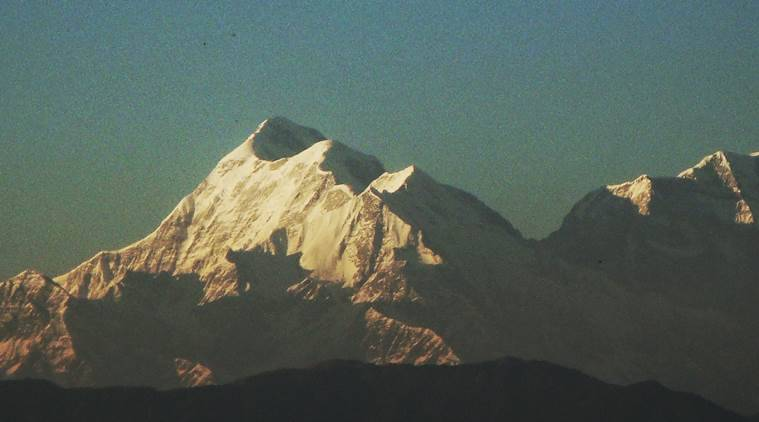 Mount Trishul, Mount Trishul expedition, Mount Trishul trek, IAF officer died Mount Trishul, Indian Air Force, Uttarakhand, india news, indian express