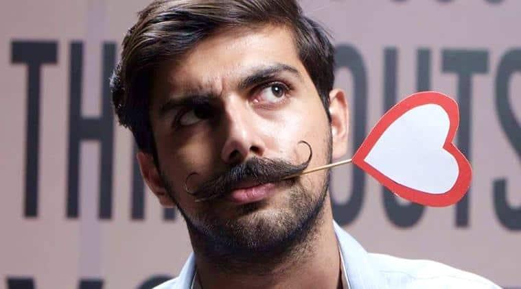 pakistani teacher, Haseeb Ali Chishti, moustache, pakistani teacher sacked, pakistani teacher fired from job, pakistani teacher moustache, indian express., indian express news