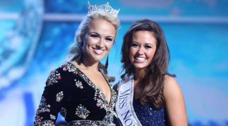 Miss North Dakota crowned Miss America2018